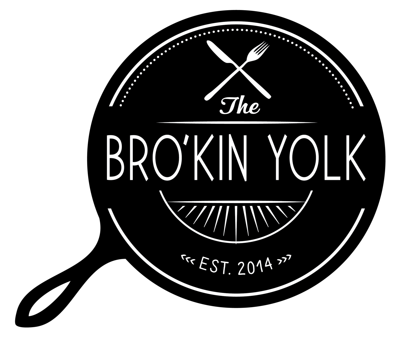 Bro'kin Yolk Logo
